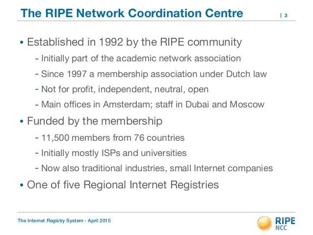 ip certification rpki registries addressing introduction regional internet