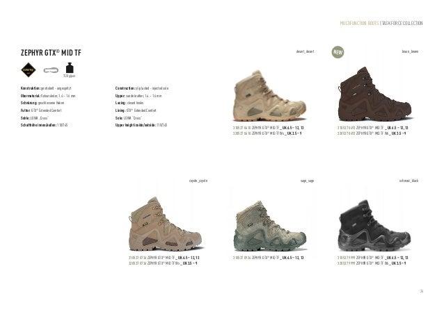 Stiefel & Stiefeletten 2019 Neuestes Design Lowa Renegade Ii Gtx Mid Women Tf Schuhe Gore-tex Task Force Boots 320925-9999