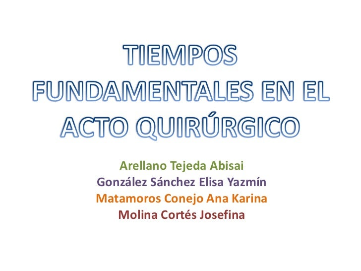 Arellano Tejeda AbisaiGonzález Sánchez Elisa YazmínMatamoros Conejo Ana Karina   Molina Cortés Josefina