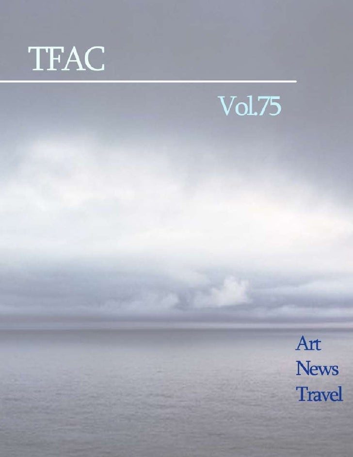 Tfac newsletter vol75