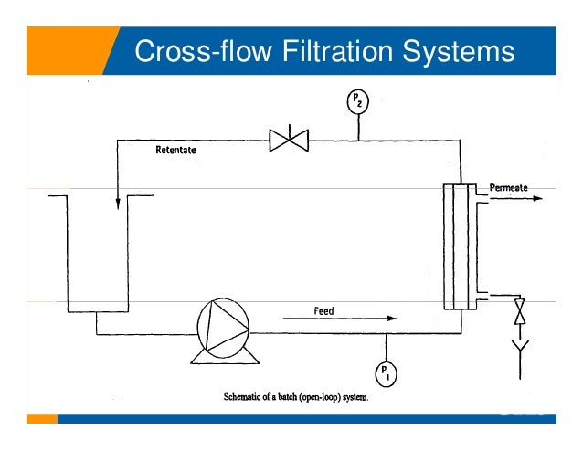 Cross Flow or Tangential Flow Membrane Filtration (TFF) to Enable Hig…