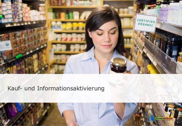 Kauf- und Informationsaktivierung