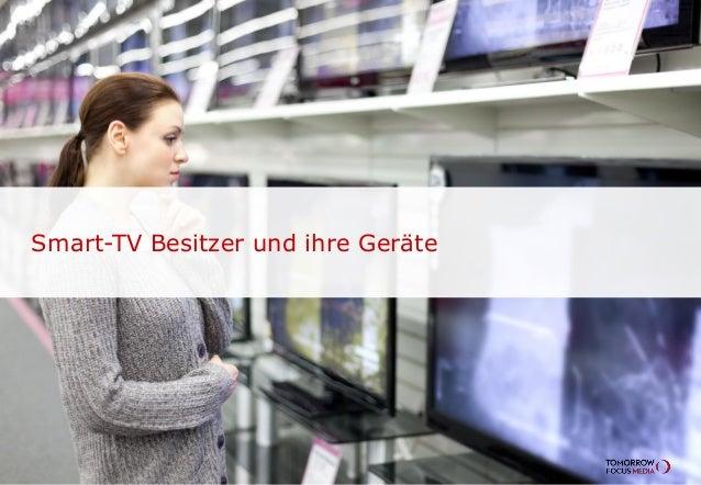 Smart-TV Besitzer und ihre Geräte