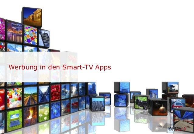 Werbung in den Smart-TV Apps Seite 29