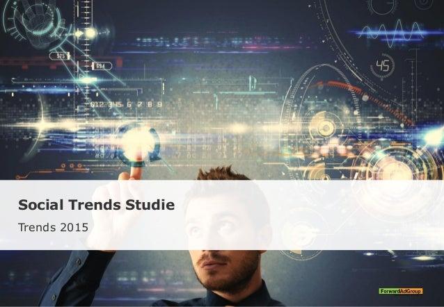 Social Trends Studie Trends 2015