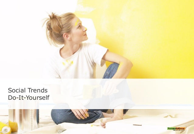 Social Trends Do-It-Yourself