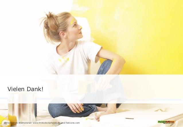 Vielen Dank! Verwendetes Bildmaterial: www.thinkstockphotos.de und flaticons.com