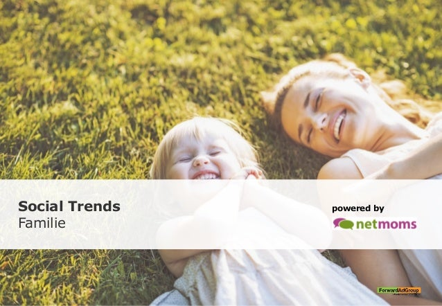 Social Trends Familie powered by