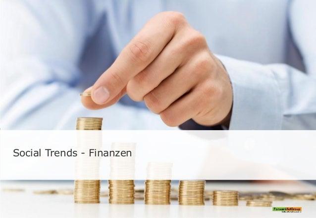 Social Trends - Finanzen