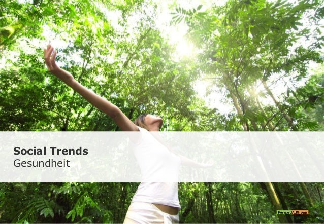 Social Trends Gesundheit