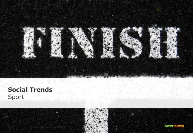 Social Trends Sport Social Trends Sport l April 2012Seite 1