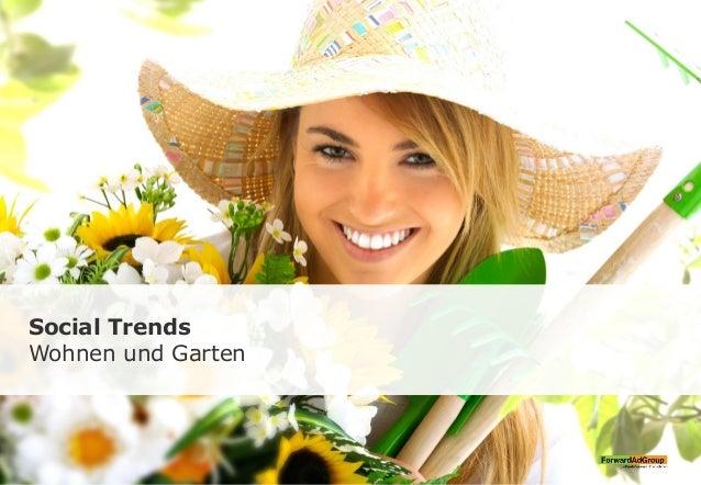 Social Trends Wohnen und Garten