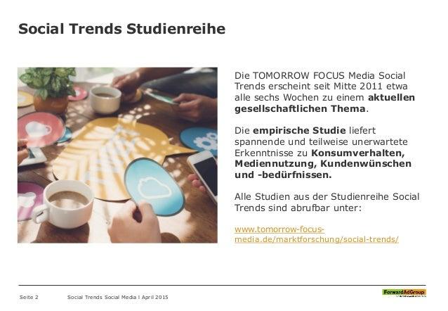 FORAG - Social Trends - Social Media 2015 Slide 2