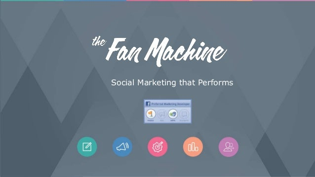Social Marketing that Performs