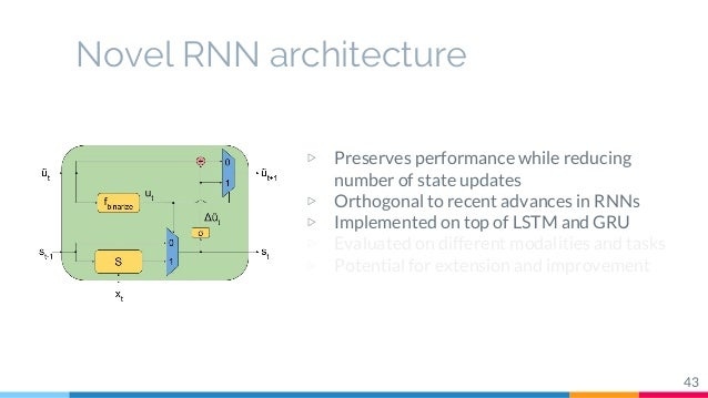 Skip RNN: Learning to Skip State Updates in Recurrent Neural