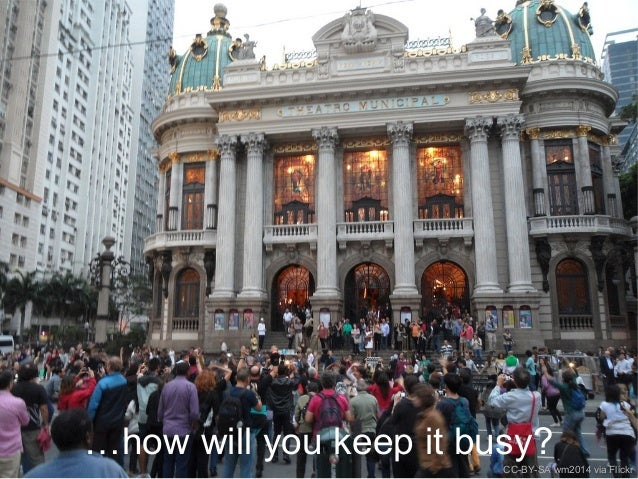 …how will you keep it busy?CC-BY-SA wm2014 via Flickr