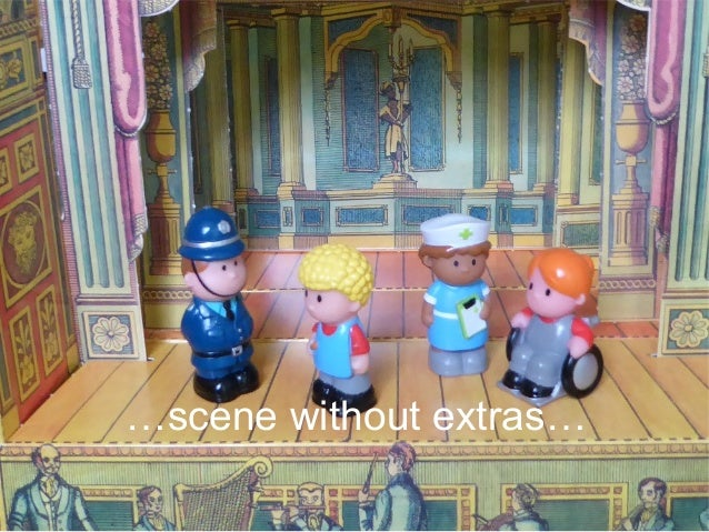 …scene without extras…