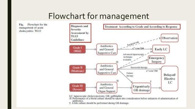 Flowchart for management 1st LineT/M 1st LineT/M