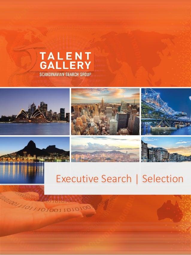 Executive Search |Selection