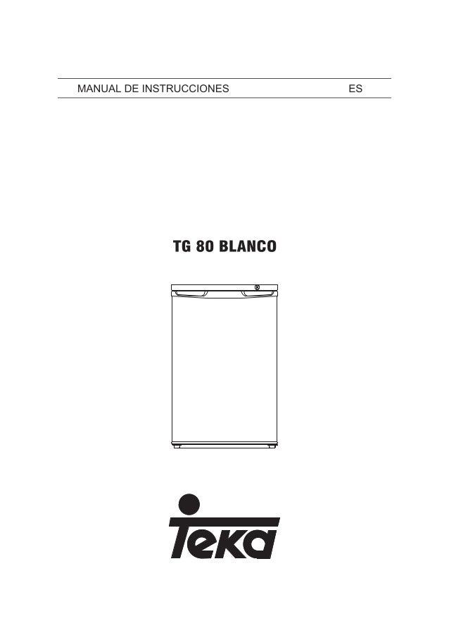 Congelador Teka TG 80