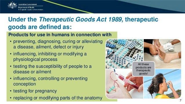 therapeutic goods act 1989 pdf