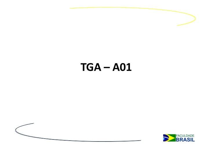 TGA– A01