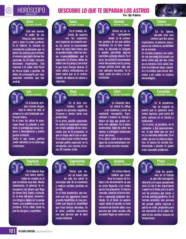 Revista Tu Guía Central - Edición número 95, febrero de 2017