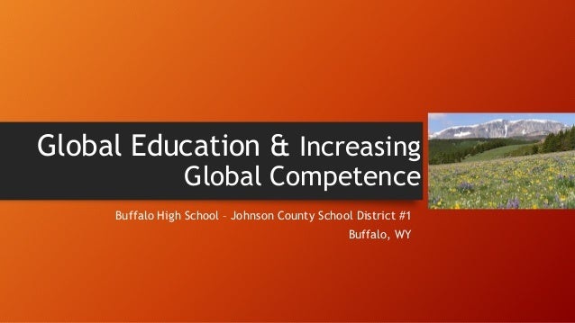 increasing global competence