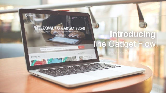 Introducing  The Gadget Flow