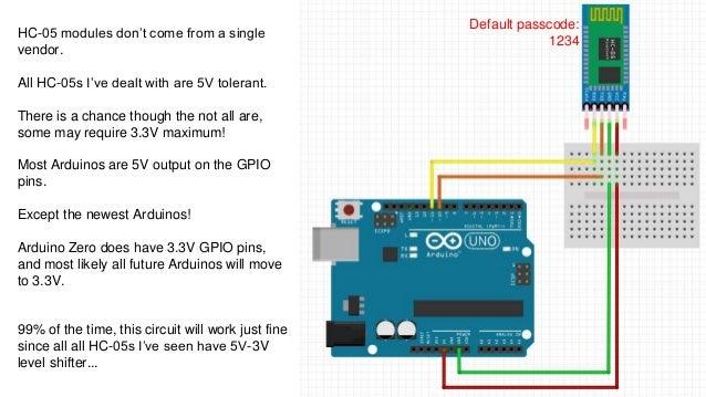 Mit app inventor arduino bluetooth