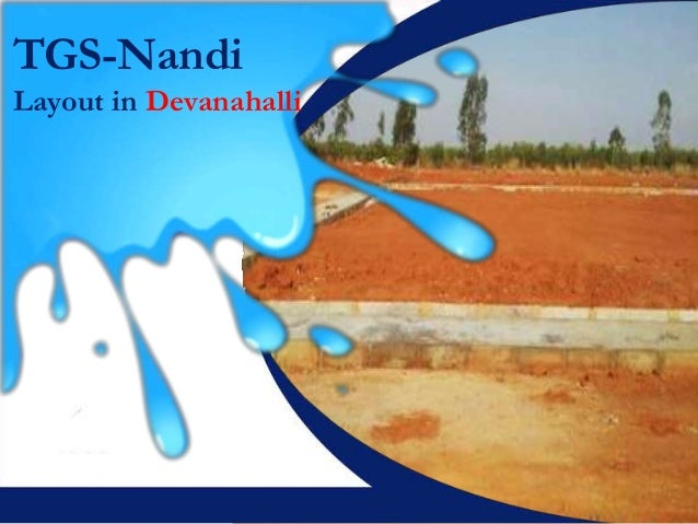 TGS-Nandi Layout in Devanahalli
