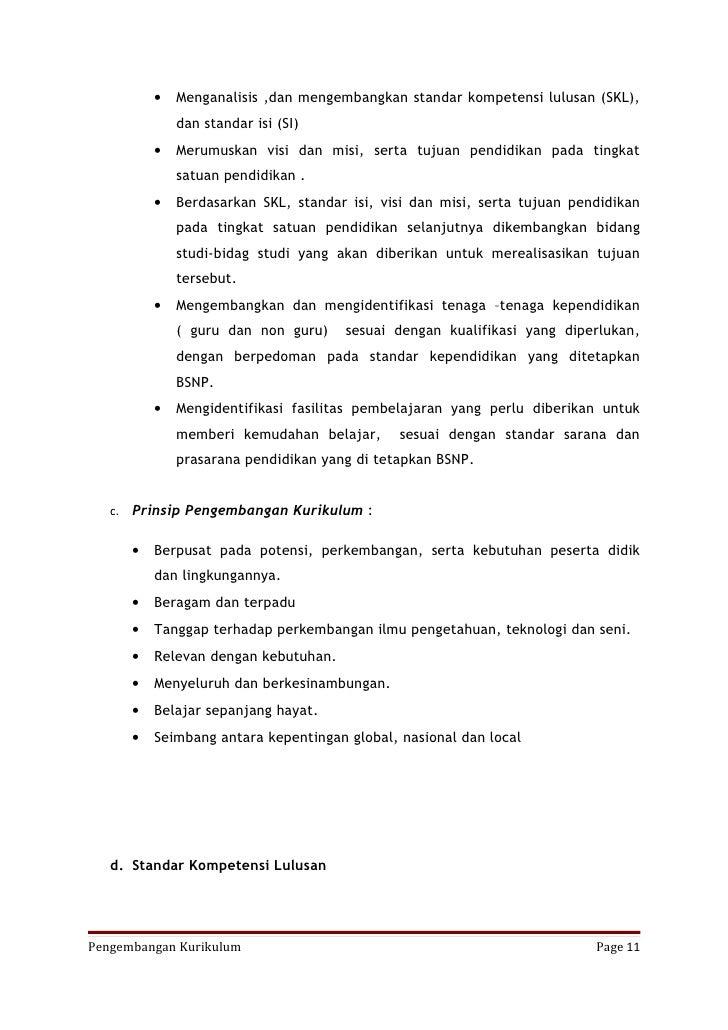 Kurikulum ips ebook prinsip pengembangan