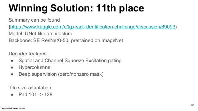 Salt Identification Challenge