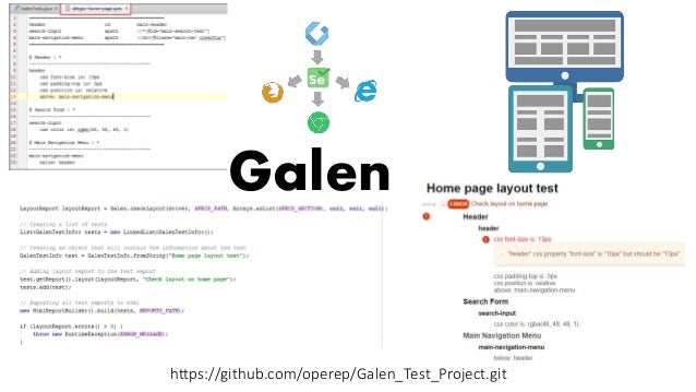 https://github.com/operep/Galen_Test_Project.git Galen