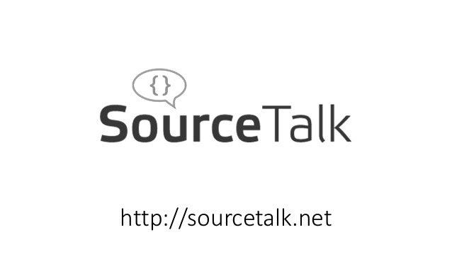 http://sourcetalk.net