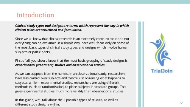 Research Study Types | The Nutrition Source | Harvard T.H ...