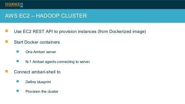 Docker based hadoop provisioning hadoop summit 2014 for Docker consul dns