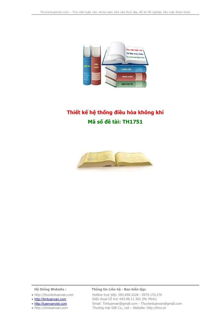 Thuvienluanvan.com – Thư viện luận văn, khóa luận, báo cáo thực tập, đồ án tốt nghiệp, tiểu luận tham khảo                ...