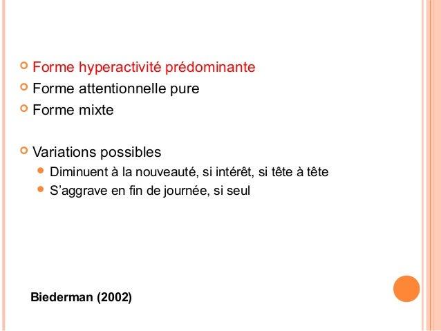 HYPERACTIVITE:UN SYMPTÔME ?