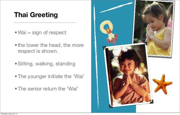 Thai Etiquette and Customs pdf : thai etiquette and customs pdf 5 728 from www.slideshare.net size 728 x 464 jpeg 77kB