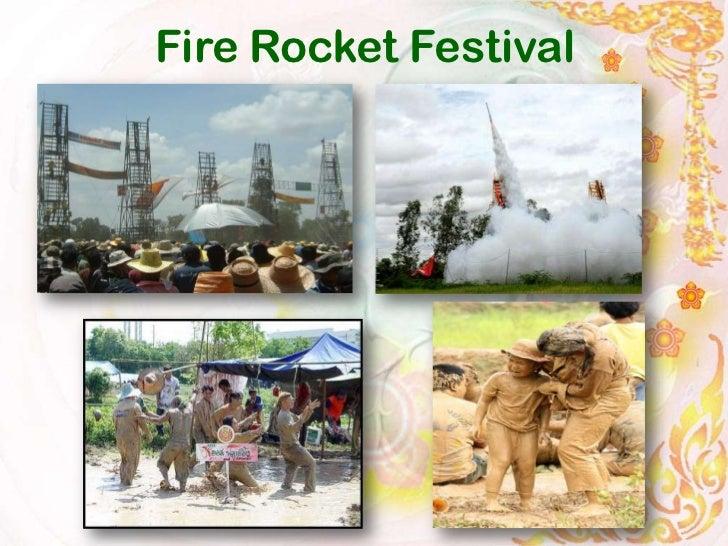 Fire Rocket Festival
