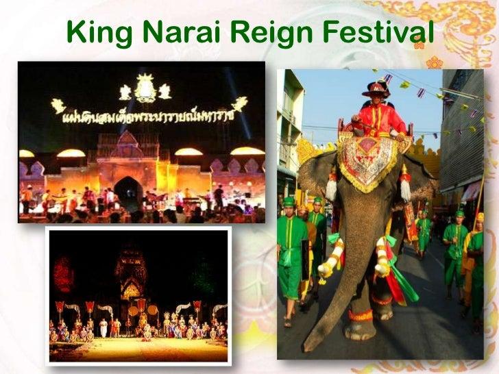 King Narai Reign Festival