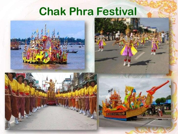 Chak Phra Festival