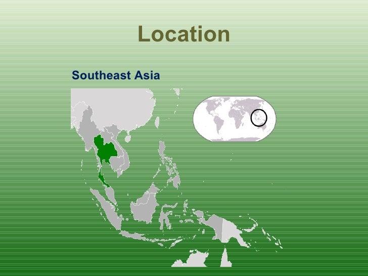 Location Southeast Asia