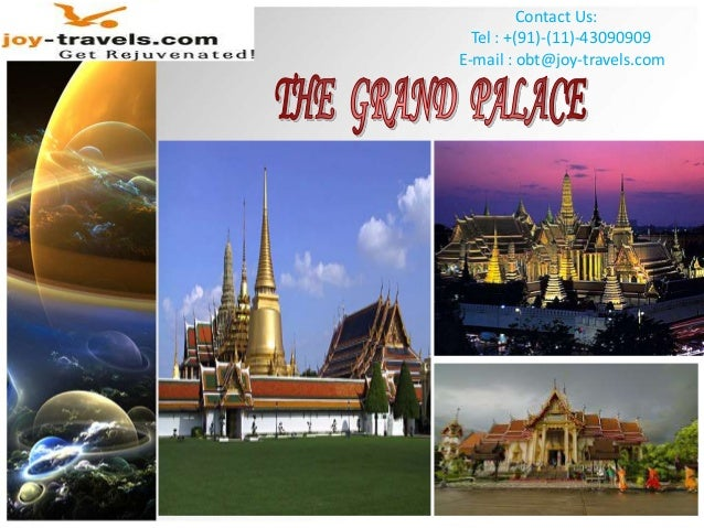 Thailand Vacation Packages Family Trip Package To Thailand From Ind - Thailand vacation packages
