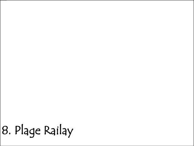 8. Plage Railay