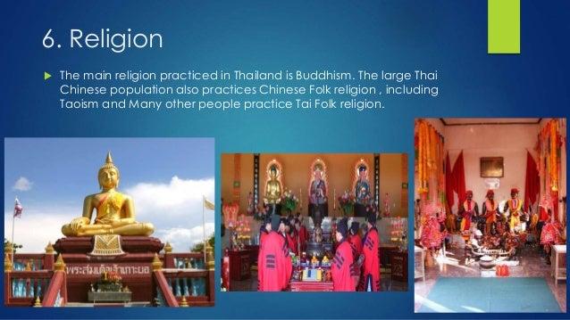 Thailand - Thailand religion