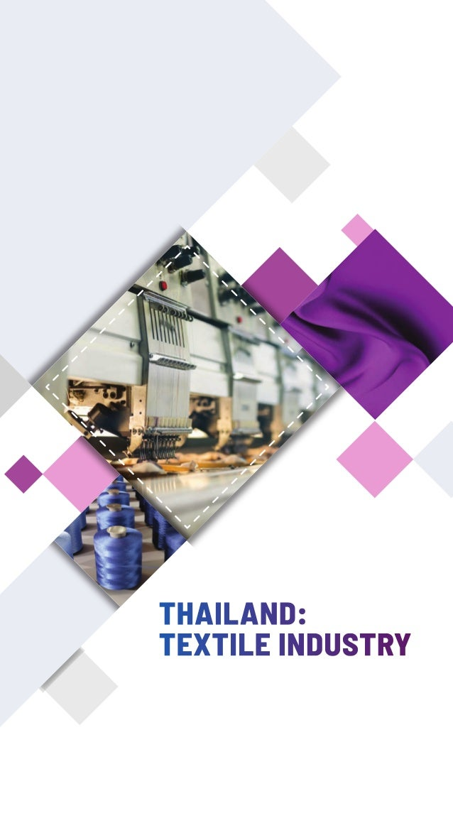 Thailand\'s Textile Industry