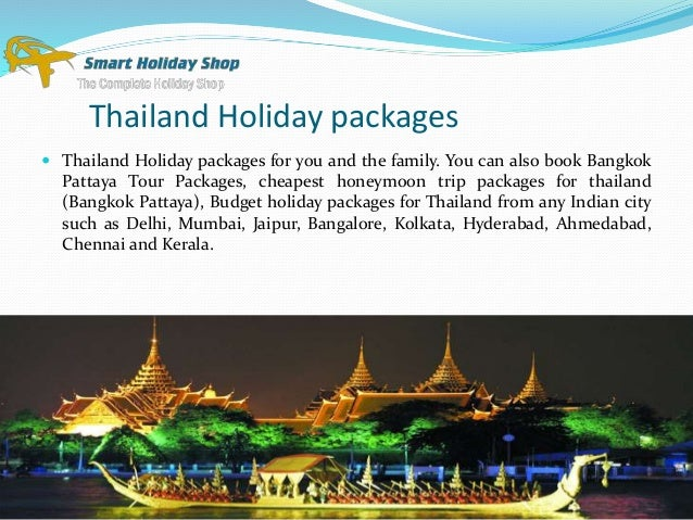 Cheap Thailand Holiday Packages From Bangalore Sportstle Com