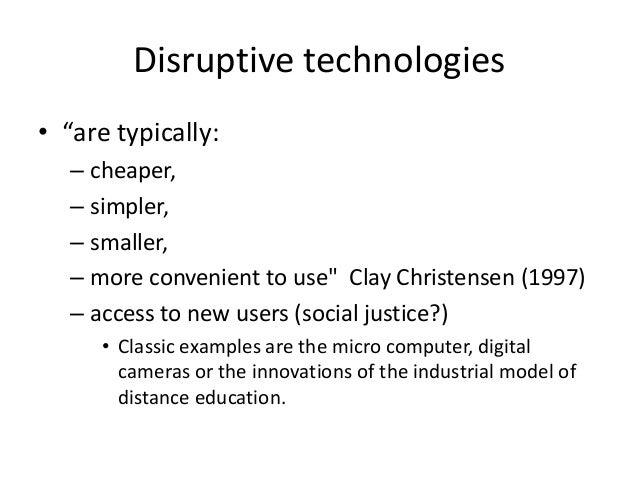 Christensen, C., &Raynor, M. (2003). Innovators Solution. Cambridge: HarvardBusiness School.